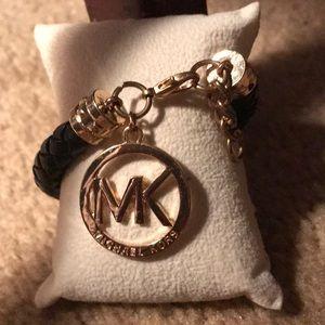 MK Black Bracelet